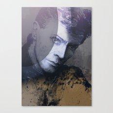 BOWIE Canvas Print