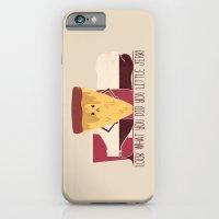 Ruined Pizza iPhone 6 Slim Case