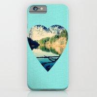 Lost Lake Love iPhone 6 Slim Case