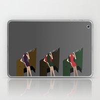3 Chinese Dress  Laptop & iPad Skin