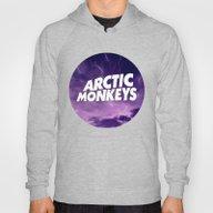 Arctic Monkeys Logo Cryi… Hoody