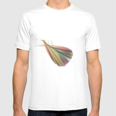 creative works of lines - the free spirit Mens Fitted Tee White SMALL