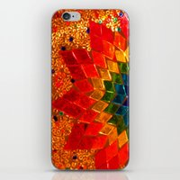 Celebrate iPhone & iPod Skin