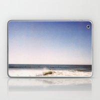 New York Summer At The B… Laptop & iPad Skin