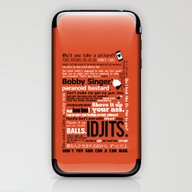 Supernatural - Bobby Sin… iPhone & iPod Skin