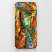 Abstract door Fantasy iPhone 6 Slim Case