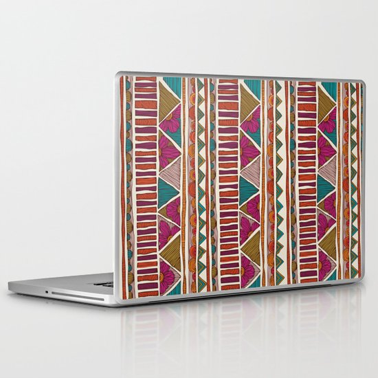Tribal stripes Laptop & iPad Skin