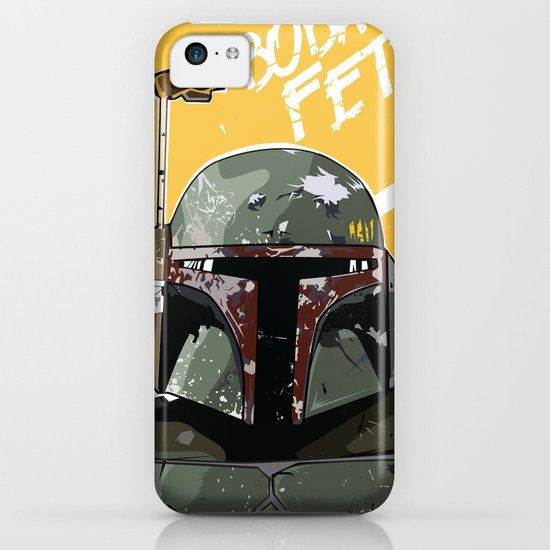 Fett iPhone & iPod Case