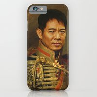 Jet Li - replaceface iPhone 6 Slim Case