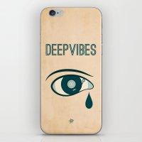 Deep Vibes iPhone & iPod Skin