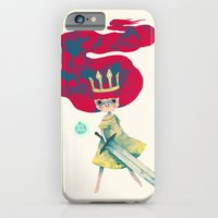 iPhone Cases featuring aurora by yohan sacre