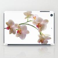 Orchid Spray iPad Case