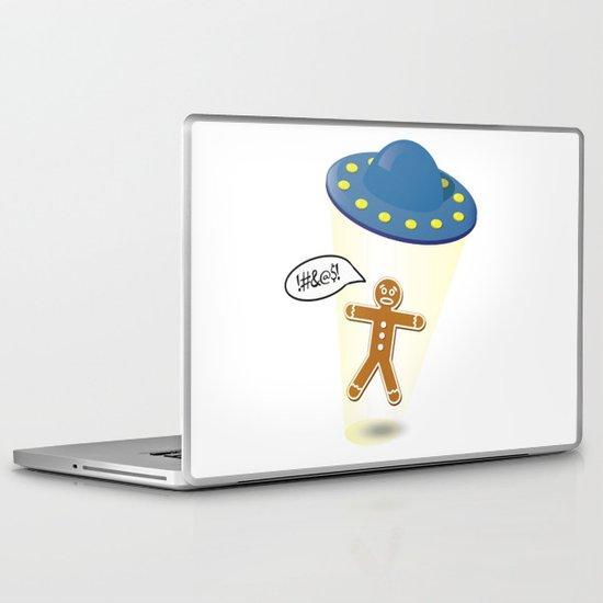 A Christmas Kidnapping Laptop & iPad Skin