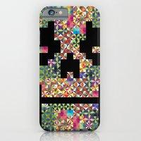 The Black smiles iPhone 6 Slim Case