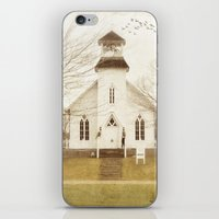 Country Church iPhone & iPod Skin