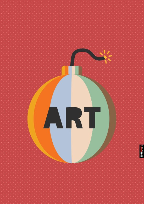 Art Bomb Art Print