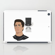 The Young Kirk iPad Case