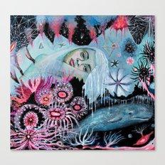 Minkie  Canvas Print