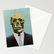 Working Man Stationery Cards
