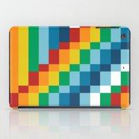 Fuzzline #5 iPad Case