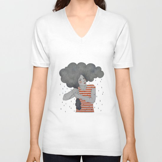 Luella V-neck T-shirt