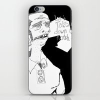 Let's Take It Down A Not… iPhone & iPod Skin