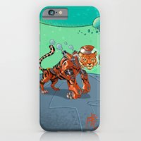 Astro Zodiac Force 03: Tiger iPhone 6 Slim Case