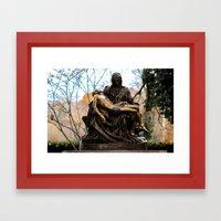 Religious Framed Art Print