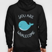Whale, Thank You! Hoody