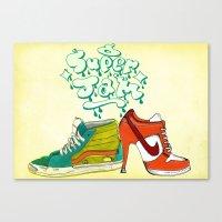 Super Jam Canvas Print