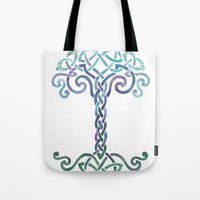 Woven Tree of Life - Cool Tote Bag