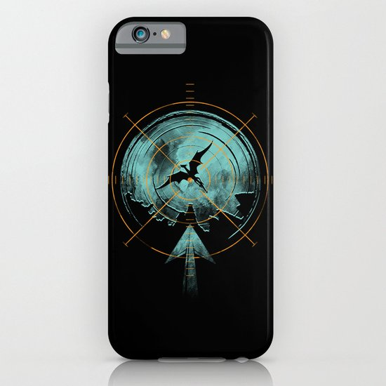 the last predator iPhone & iPod Case