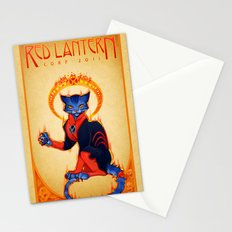 Le Chat Rogue Stationery Cards