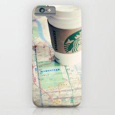 Manhattan and Starbucks Slim Case iPhone 6s