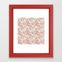 Cinnamon Bonsai Framed Art Print