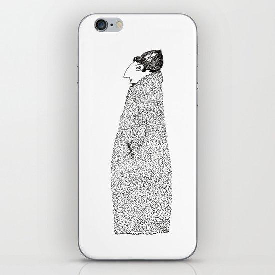Fur Coat iPhone & iPod Skin