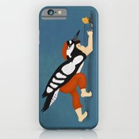 Little Woodpecker iPhone 6 Slim Case