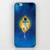 Lost Astronaut iPhone & iPod Skin