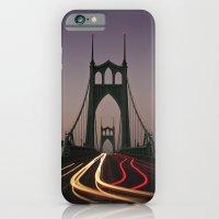 St. Johns Bridge iPhone 6 Slim Case
