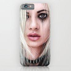Sword In the Dark: A Gothic Warrior  iPhone 6 Slim Case