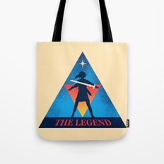The Legend... Tote Bag