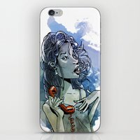 Call Muchacha  iPhone & iPod Skin