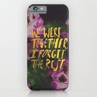 Whitman: We Were Togethe… iPhone 6 Slim Case