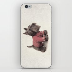 Scotty iPhone & iPod Skin