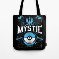 A Mystical Decision  Tote Bag