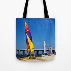 Day of Sailing Tote Bag