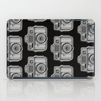 I Still Shoot Film Holga Logo - Black iPad Case