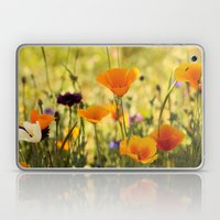 Summer Garden - JUSTART © Laptop & iPad Skin