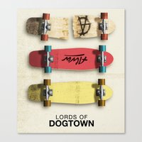 Lords Of Dogtown - Movie… Canvas Print