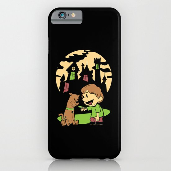Shaggy n Scoob iPhone & iPod Case